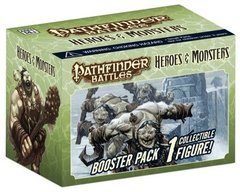 Pathfinder Battles Miniatures Heroes & Monsters Booster Pack