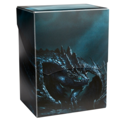 Slate Escotarox Dragon  - Deck Box - Shell  (Dragon Shield)