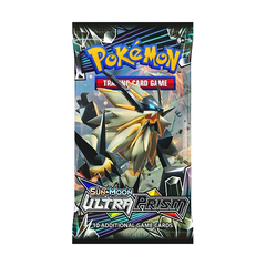 Sun & Moon 5 Ultra Prism Booster Pack