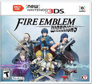 Fire Emblem Warriors (Nintendo) 3DS