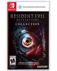 Resident Evil Revelations (Nintendo) Swtich