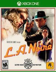 L.A Noire (Microsoft) Xbox One