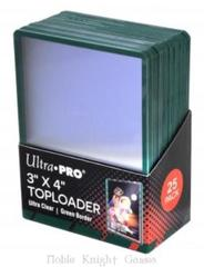 Green Border - Toploader (Ultra Pro) - 3
