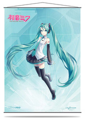 Hatsune Miku (Ultra Pro)  - Wall Scroll
