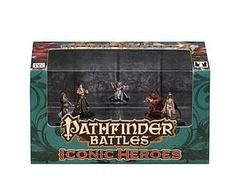 Pathfinder Battles Miniatures Iconic Heroes Box Set 8