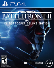 STAR WARS Battlefront II - Elite Trooper Deluxe Edition (Sony) PS4