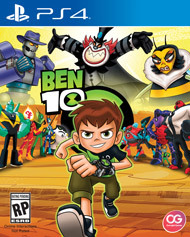 Ben 10 (Playstation 4) - PS4