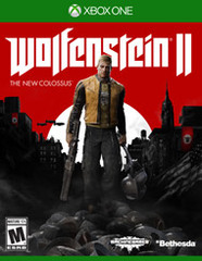 Wolfenstein II: The New Colossus (Microsoft) XB1