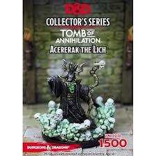 Acererak The Lich (D&D Collector's Series) - Tomb Of Annihilation