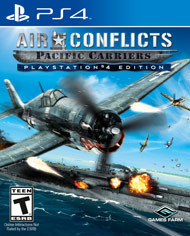 Air Conflicts - Pacific Carriers (Playstation 4) - PS4