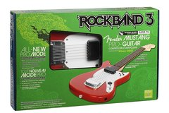 Rock Band 3 Wireless Fender Mustang Pro-Guitar (Xbox 360)