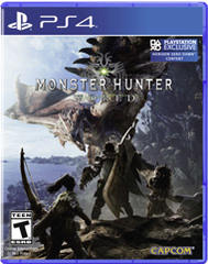 Monster Hunter World (Sony) PS4