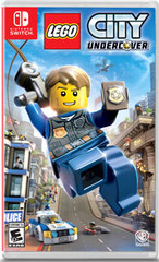 Lego City Undercover (Nintendo) Switch