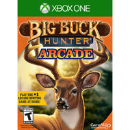Big Buck Hunter Arcade (Microsoft) XB1