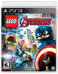 LEGO Marvel's Avengers (Sony) PS3