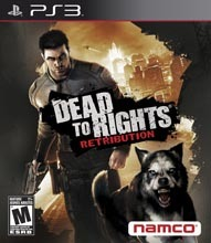 Dead to Rights: Retribution (Sony) PS3