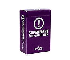 Superfight The Purple Deck 2