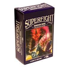 Superfight Dungeon Mode