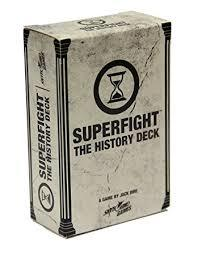 Superfight The History Deck