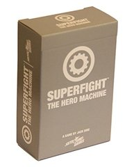 Superfight The Hero Machine