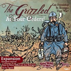 The Grizzled: At Your Orders!