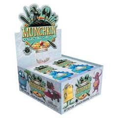 Munchkin Collectible Card Game - Core Booster Box