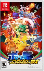 Pokken Tournament DX (Nintendo) Switch