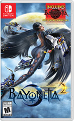 Bayonetta 2 (Nintendo) Switch