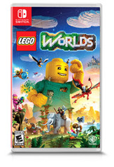Lego Worlds (Nintendo) Switch