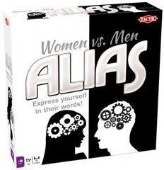 Alias - Women vs. Men