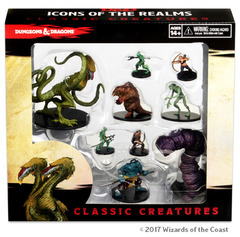D&D Icons Of The Realms - Classic Creatures Box Set