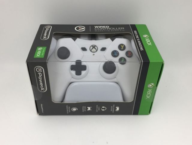 Power A - Xbox One Controller Wired - Video Game Accessories » Video ...