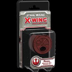 Rebel Maneuver Dial (Star Wars X-Wing) - Upgrade Kit