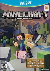 Minecraft Wii U Edition (Nintendo) Wii U