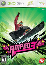 Amped 3 (Microsoft) Xbox 360
