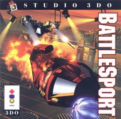 Battlesport (Panasonic) 3DO