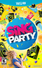 Sing Party (Nintendo) Wii U