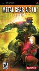 Metal Gear Acid 2 (Sony) PSP