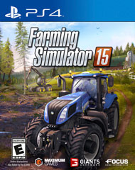 Farming Simulator - 15 (Playstation 4) - PS4