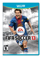 FIFA Soccer 13 (Nintendo) Wii U
