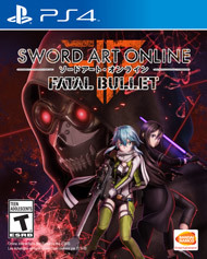 Sword Art Online Fatal Bullet (Sony) PS4