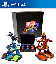Marvel vs. Capcom Infinite Collector's Edition (Sony) PS4