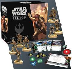 Legion - Rebel Troopers Unit (Star Wars) - Expansion