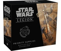 Legion - Priority Supplies Battlefield (Star Wars) - Expansion