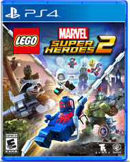 LEGO Marvel Super Heroes 2 (Sony) PS4