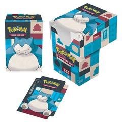 Snorlax Deck Box (Pokemon Company) - Japanese