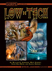 GURPS: Low-Tech (Fourth Edition)