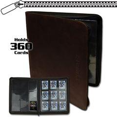 BCW Pro-Folio 9-Pocket LT - Brown