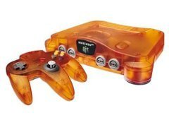 Nintendo 64 (Funtastic Series N64) Fire Orange