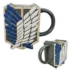 Scout Badge AOT Molded Mug